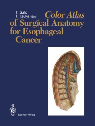 Color Atlas of Surgical Anatomy for Esophageal Cancer | SpringerLink