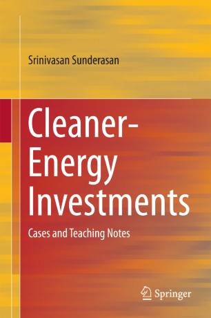 Cleaner-Energy Investments