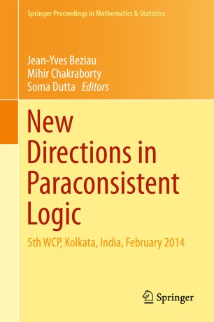 New Directions in Paraconsistent Logic