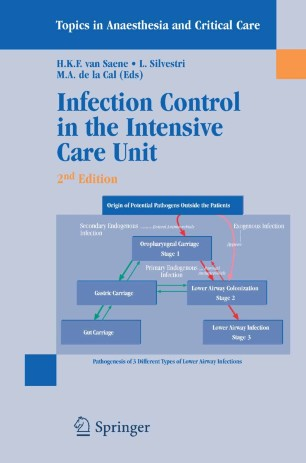 Infection Control in the Intensive Care Unit | SpringerLink