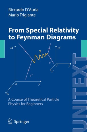 From    Special       Relativity       to Feynman       Diagrams      SpringerLink
