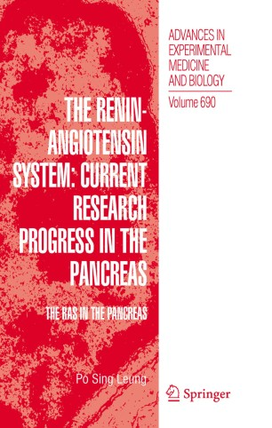 The Renin-Angiotensin System: Current Research Progress in The Pancreas