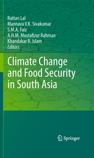 Climate Change and Food Security in South Asia | SpringerLink