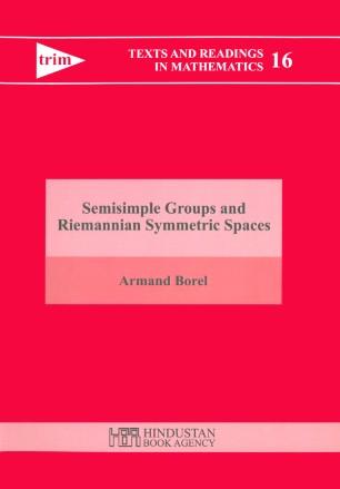 Semisimple Groups and Riemannian Symmetric Spaces
