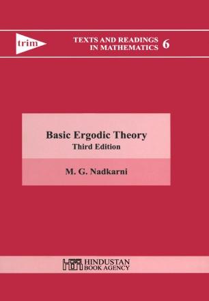 Basic Ergodic Theory