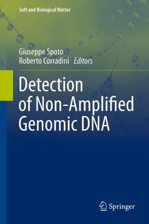 Detection of Non-Amplified Genomic DNA | SpringerLink