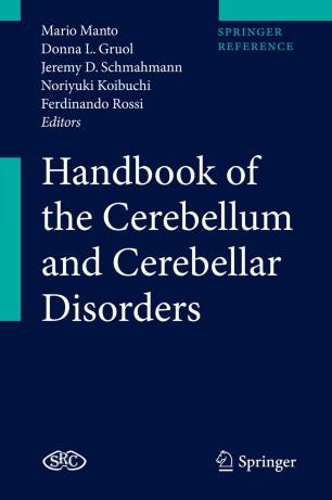 Handbook of the Cerebellum and Cerebellar Disorders