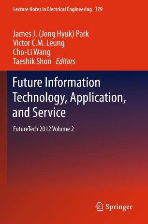 Future Information Technology, Application, and Service