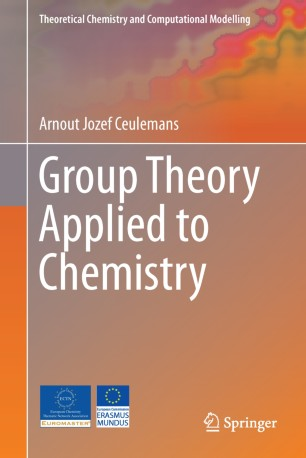 obálka Group Theory Applied to Chemistry