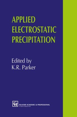 Applied Electrostatic Precipitation :