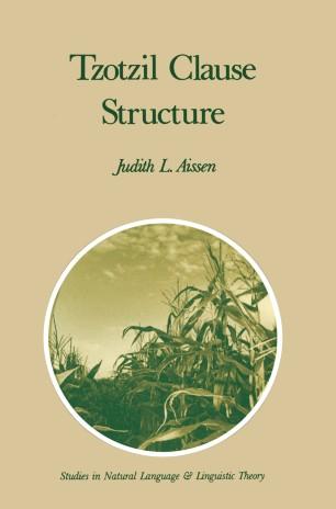 Tzotzil Clause Structure