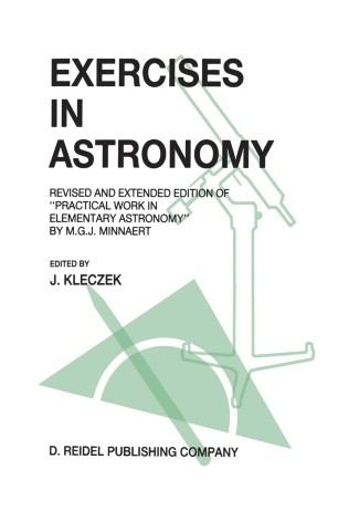 Exercises in Astronomy | SpringerLink