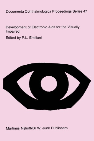 Development of Electronic Aids for the Visually Impaired