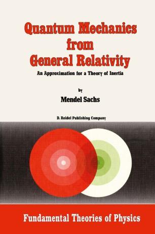 Quantum Mechanics from General Relativity