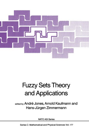 Fuzzy Set Theory And Its Applications Zimmermann Pdf