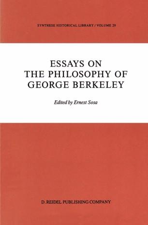 essays on philosophy