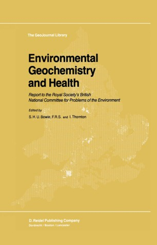 introduction to geochemistry principles and applications pdf