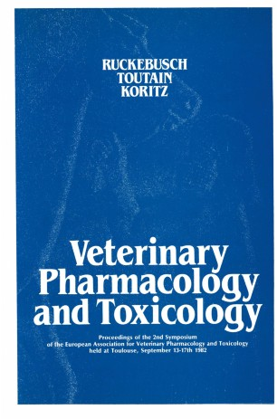 Veterinary Pharmacology Ebook