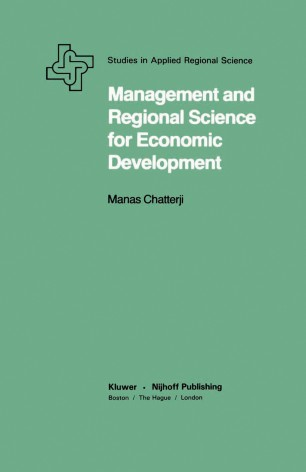 Management and Regional Science for Economic Development