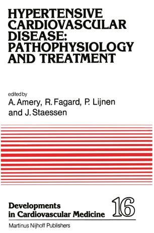 Hypertensive Cardiovascular Disease: Pathophysiology and