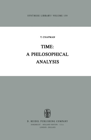 Time: A Philosophical Analysis