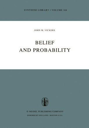 Belief and Probability