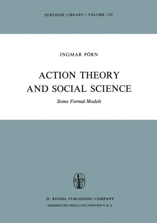 Action Theory and Social Science