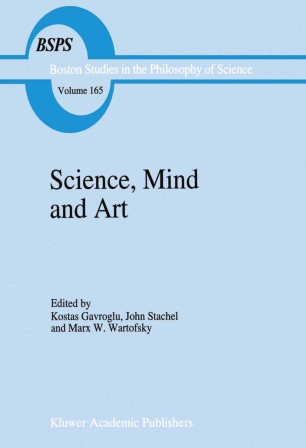 science mind and art  springerlink essays on science and the humanistic understanding in art epistemology  religion and ethics in honor of robert s cohen