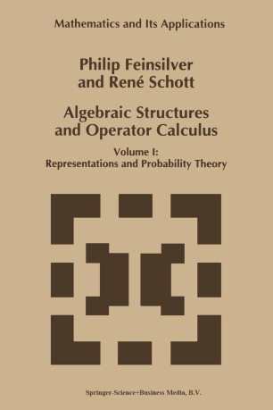 Algebraic Structures and Operator Calculus