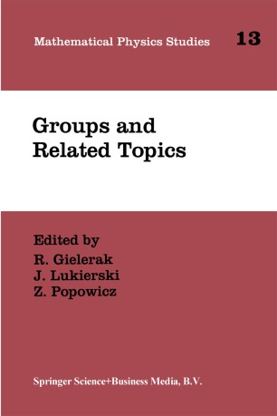 Groups and Related Topics