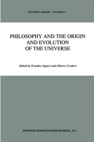 Philosophy and the Origin and Evolution of the Universe