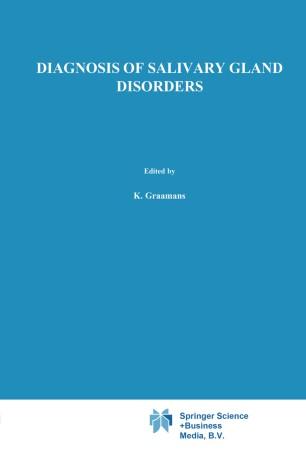 Diagnosis of salivary gland disorders