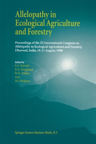 Allelopathy in Ecological Agriculture and Forestry