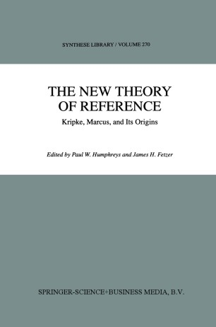 The New Theory of Reference