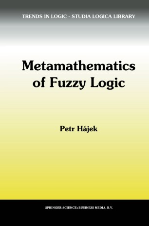 Metamathematics of Fuzzy Logic