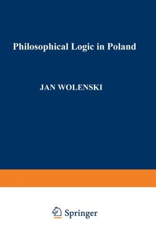 Philosophical Logic in Poland