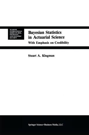 Bayesian Statistics in Actuarial Science | SpringerLink