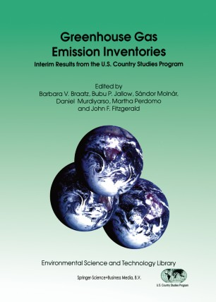 Greenhouse Gas Emission Inventories | SpringerLink