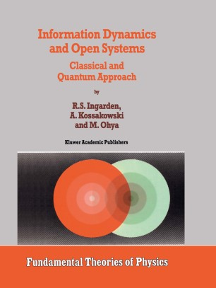 Information Dynamics and Open Systems