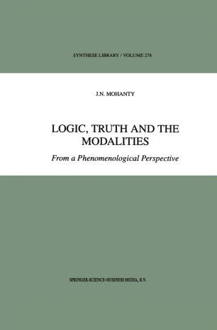 Logic, Truth and the Modalities
