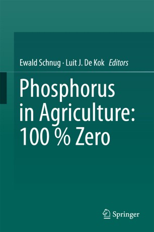 the role of phosphorus in agriculture