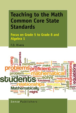 Teaching to the Math Common Core State Standards | SpringerLink