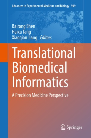 Translational Biomedical Informatics