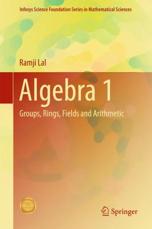 Algebra 1 | SpringerLink