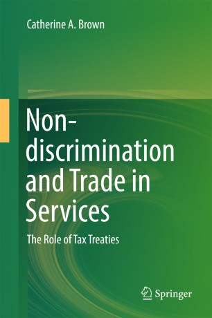 Non-discrimination and Trade in Services : The Role of Tax Treaties