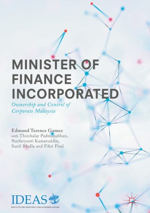 Minister of Finance Incorporated  : Ownership and Control of Corporate Malaysia