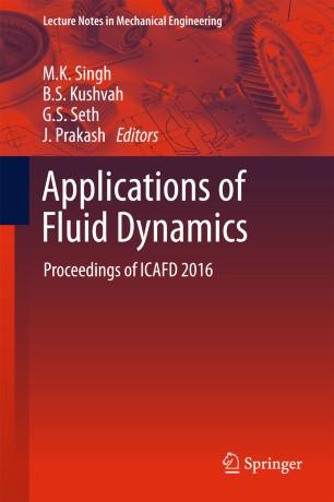 Applications of Fluid Dynamics | SpringerLink