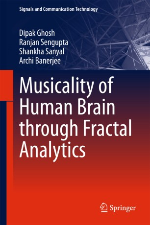 Musicality of Human Brain through Fractal Analytics