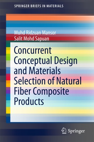 Concurrent Conceptual Design and Materials Selection of Natural Fiber Composite Products