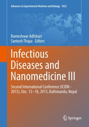 Infectious Diseases Nanomedicine 2018 978-981-10-7572-8